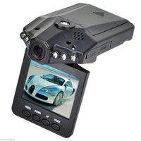 cámara de calidad al por mayor-HD Car Camera Recorder 6 LED DVR Road Dash Video Videocámara LCD 270 Grados Gran Angular de detección de movimiento de alta calidad de envío gratuito