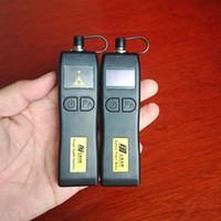 Wholesale visual fault locator 5km resale online - Mini power meter red light VFL Optical Power Meter KM Visual Fault Locator