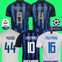 0d5f5f6498bde Venta al por mayor de Inter Milan Casa Fútbol Jersey - Comprar Inter ...