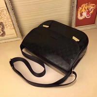 benzersiz deri çanta toptan satış-Omuz Çantaları Kadın Erkek Moda Çanta Bayanlar Crossbody Tote Deri Benzersiz Popüler off-w2366