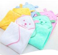 roupão de banho rosa roxo venda por atacado-towl e roupão de banho do chuveiro desenhos de animais dos desenhos animados rosa e roxo verde amarelo rosa colorido