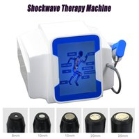 Wholesale health therapy machine for sale - Group buy Newest Extracorporeal Shock Wave Therapy Pneumatic Shockwave Therapy For Shoulder Pain Treatment Health Care Massage Machine