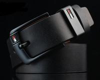 ceintures pour hommes de marque de luxe achat en gros de-2018 Nouvelle arrivée designer PU ceintures en cuir pour hommes Marque de luxe en cuir PU Hommes Ceinture mâle