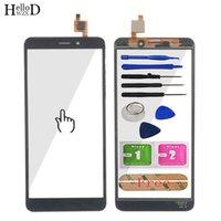 cubot phone großhandel-Mobiler Touchscreen Touchscreen Für Cubot Nova Touchscreen Digitizer Sensor Für Cubot Nova Phone Tools + Klebstoff