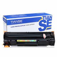 Wholesale toners cartridge resale online - Freeshipping CE285A Non OEM Toner Cartridge Compatible Toner Cartridge for HP P1102 P1102W M1132 M1212NF NFH NFW