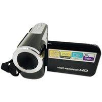videocámaras usadas al por mayor-Cámara digital portátil para uso en el hogar Videocámara DV Videocámara Videocámara Ligera Videocamcoder