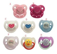 Wholesale baby dolls pacifiers for sale - Group buy 1PC Newest Fashion Simulation Dolls Magnetic Nipple Reborn Doll Baby Toy Magnetic Pacifier Cute Gift Baby Nipple