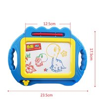 Wholesale kids magnetic drawing board for sale - Group buy Magnetic Drawing Board Sketch Writing Erasable Pad Kids Toddler Boy Girl Painting Learning Boards Creative Education Toy Gift GGA2794