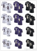 Wholesale trace mcsorley jersey resale online - Mens Womens Youth Baltimore Ravens Lamar Jackson Justin Tucker Marquise Brown Trace McSorley Terrell Suggs Jersey