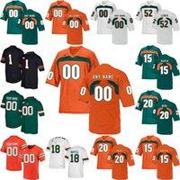 Wholesale blade s resale online - Miami Hurricanes College Football Jerseys Shaquille Quarterman Jersey Al Blades Jr Jaquan Johnson Jeff Thomas DeeJay Dalla Custom Stitched
