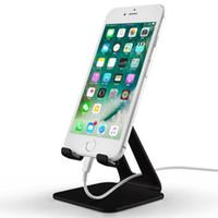 mobiltelefone displayhalter stehen großhandel-Mutiple use Universal Metall Aluminiumlegierung Handyhalter Tablet Halter Ständer Halterung Handy Display Halter