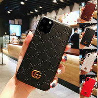 Wholesale For iPhone Pro Max Case Slim Pu Leather Designer Phone Case For Iphone XS Max XR X S Plus Cellphone Shell