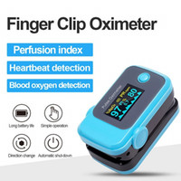 Wholesale pulse oximeter for sale - Group buy Finger Pulse Oximeter Blood Oxygen Saturation Monitor Pulse Oximeter Portable with Lanyard Random Color