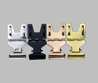 Wholesale pop display clips for sale - Group buy Metal POP Clip Sign Paper Card Display Price Label Tag Promotion Clips Holders Hook Black Silver Gold