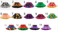 Wholesale pleated ballet tutu for sale - Group buy 14 style Halloween kids Girl tutu skirt dance dresses soft tutu dress ballet skirt children pettiskirt clothes L