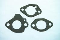 juntas de carburador al por mayor-3 unids Junta para Robin Subaru EX17 EX21 motor motor bomba de agua carburador junta de reemplazo de piezas