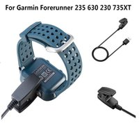 Wholesale accessories for running resale online - USB Charging Clip ABS Cable Charger for Garmin Forerunner XT GPS Running Smart Watch Accessories
