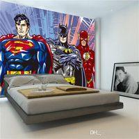 Wholesale Superman Room Decor - Buy Cheap Superman Room ...