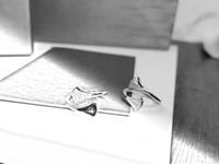 schwarze diamantbar großhandel-FAHMI New Misaligned Diamond Black Achat Weiß Perlmutterfächerring Kleiner Rockring Kreatives Fächerdesign mit Diamond Black Achat