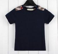 Wholesale t shirt boy color for sale - Group buy Boy Short Sleeve T Shirt Pure Cotton Children s Garment Summer New kids T Shirts Brand boys Tees