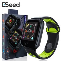 Wholesale z7 resale online - Z7 Smart Watch fitness tracker Heart Rate bracelet band smartwatch Monitor IP68 Waterproof Step For apple watch PK DZ09 ios android phone