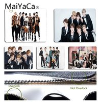 Wholesale gaming laptops for sale for sale - Group buy MaiYaCa Hot Sales Bangtan Boys Mouse Pad for Laptop Laptop Gaming Mice Mousepad