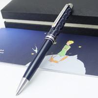 caneta esferográfica de alta qualidade venda por atacado-Luxo de alta qualidade Petit Príncipe Classique Alemanha mb roller ball pen / canetas esferográficas opção para presente