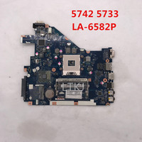 Wholesale intel motherboards for acer laptop resale online - For Z Laptop motherboard LA P HM65 PGA Intel DDR3 full Tested