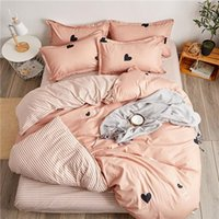 Wholesale boys bedding sets full resale online - Starry Night Sky Bedding Sets Moon and Star Pattern Gradient Color Duvet Cover Set Bed Sheet Pillowcases for Boys Multi Size