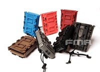 Soft Shell Mag Carrier Tactical Magazine Pouches AK AR 5.56mm 7.62mm G Code Mil Holster Fastmag