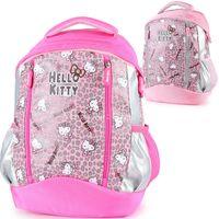 mochila para crianças hello kitty venda por atacado-Nova moda hello kitty meninas estudantes mochilas escolares crianças mochila