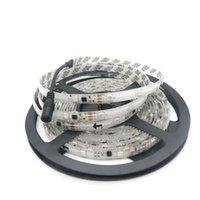 ingrosso le luci della striscia principale sognano-WS2811 Led Strip Color Dream 30 LED / M DC 12V 5050 IP65 Impermeabile RGB Cambia colore automatico Luce nastro flessibile