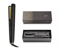 Wholesale rechargeable hair straighteners for sale - Group buy GH Good Quality V Gold Max Hair Straightener Styling tool Classic Professional styler Fast Hair Straighteners Iron Hair Styling tool