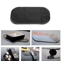 Wholesale sticky pad cell phone holder online – Car Magic Dashboard Sticky Super drop ship Pad Non slip Mat Holder For Cell Phone GPS Anti Slip Mat Work Perfectly Car Mats