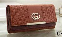 bolsas de bolsillo múltiples al por mayor-Nuevo diseñador Tote Wallet Diseño clásico de alta moda Casual Tarjeta de crédito titular de ID alta cartera de cuero paquete de bolsa para mujeres 6259