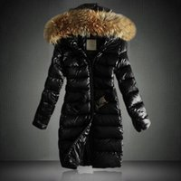 Damen Wintermantel Warm Lang Mantel Winter Herbst