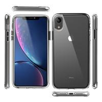 ingrosso trasparente acrilico trasparente-Per iphone 6 7/8 plus xr xs max cassa del telefono trasparente per lg stylo 5 k40 aristo 3 plus tpu acrilico trasparente