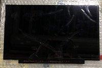 fhd ekranı toptan satış-Lenovo ThinkPad X1 Yoga 1920x1080 için FHD LCD Ekran B140HAN01.8 14 ''