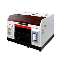 ingrosso stampante automatica-Stampante a base piatta UV per stampante UV A3 A3 vetro EraSmart DX5