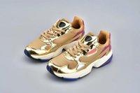 ingrosso scarpe da corsa a basso prezzo-Adidas Falcon W running shoes 2019 NOVITÀ Scarpe sportive da uomo e da donna FALCON W di alta qualità a basso prezzo, scarpe casual sportive moda eur 36-45