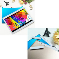 Wholesale 10 Inch Quad Core G G Android WiFi Tablet PC Dual SIM IPS Bluetooth MTK6580 G WiFi Call Phone Tablet Gifts