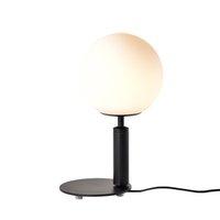 современные настольные лампы оптовых-Nordic креативное оформление спальни настольные лампы современный рабочий стол из стекла марарон