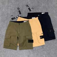 #611 Summer Men shorts Joggers Pants Male Trousers Mens Joggers Solid black blue Pants Cotton shorts M-2XL