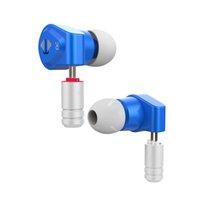 v2 kabel großhandel-Yinyoo V6 2BA + 1DD Hybrid In-Ear-Kopfhörer-Kenntnisse BA-Treiber HIFI DJ-Monitor-Kopfhörer-Ohrstöpsel-Kopfhörer mit abnehmbarem 2PIN-Kabel V2