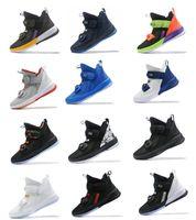 baskets de marque moyenne achat en gros de-Nouveau style hommes sport baskets coupe moyenne chaussures de basketball marque chaussure haute Qualité vol.13 formateurs Mens plein air Sport Sneaker Chaussures Taille 40-46