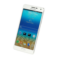 telefon dual core 2gb großhandel-Original entsperrte Samsung Galaxy A7 Dual-SIM-Handy Octa Core 2GB / 16GB 13MP 4G LTE 5,5 Zoll