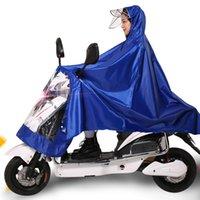 автомобили пончо оптовых-Модный плащ для одного человека Электрический автомобиль Пончо Езда на велосипеде