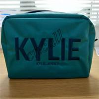 sacos de recolha limitado venda por atacado-Famosos Kylie Cosméticos Sacos por Kylie Jenner Coleção de Feriado Make-Up Bag Edição Limitada Kylie Maquiagem Coleção Sacos Livre