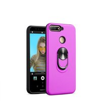 Wholesale magnetic sheeting for sale - Group buy Hybrid Shockproof Kickstand Phone Case For Xiaomi Note With Iron Sheet Magnetic Car Holder Bracket Ring Cases A
