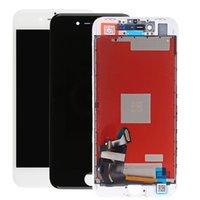 iphone ersetzen lcd screen großhandel-Intelligentes Telefon LCD für Apple Iphone 8 + 8 plus 8plus lcd-Touchscreen-Anzeige